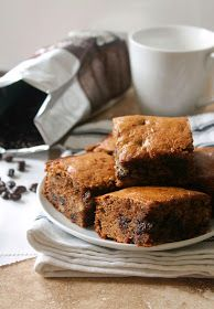 "It's hard to believe these Healthy ""Coffee House"" Squares are filled with goodness, but they are! Gluten free & delicious."