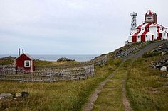 Cape Bonavista, Newfoundland, Canada Newfoundland Canada, Newfoundland And Labrador, Amazing Places, Beautiful Places, I Am Canadian, Canada Eh, I Want To Travel, Light House, Abandoned Buildings