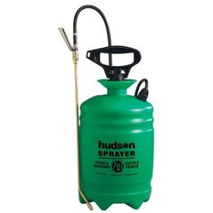 Hudson Adjutant Duster for Flowers and Plants