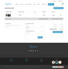 Fly Babee came to us with an interesting request that had us scratching out head for a few days. They wanted some customization of their checkout pages but this feature … Travel Advice, Store Design, Goal, Platform, How To Get, Marketing, Business, Free, Heel