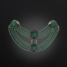Necklace, Rene Lalique, | Wartski