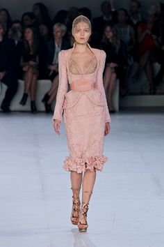 Diana Collins - Valentino dress - Clothing Inspired by Ancient Minoans