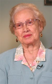 Katherine Johnson: NASA scientist and mathematician who calculated orbits for Mercury and Apollo spaceflights, including John Glenn's groundbreaking flight and the 1969 moon mission.