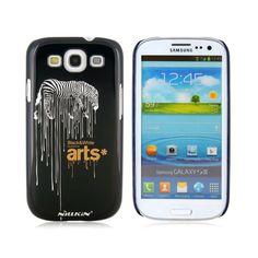 Nillkin Zebra Pattern Protective Case for Samsung I9300 Galaxy S 3 - PDA Accessories