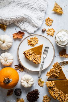 Brown Butter Maple Pumpkin Pie Buttery crust filled with a perfectly spiced brown butter maple pumpkin filling Fall Dessert Recipes, Fall Desserts, Fall Recipes, Holiday Recipes, Fall Baking, Holiday Baking, Canned Pumpkin, Pumpkin Spice, Thanksgiving Desserts