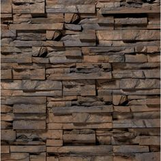 ClipStone Prostack Corners ft Walnut Manufactured Stone Veneer at Lowe's. ClipStone is an intelligently designed, mortar-less stone veneer. With simple common tools, you can add ClipStone to virtually any wall space on your Stone Veneer Exterior, Stone Veneer Panels, Stone Siding Panels, Metal Siding, Vinyl Siding, Mobile Home Skirting, Trek Deck, Manufactured Stone Veneer, Stone Columns