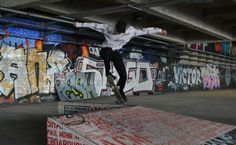 Skate-o-rama, un skatepark collaboratif pour les jeunes créé par deux étudiants de l'école
