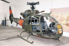 BGG Aeroespatiale SA.341F Gazelle