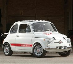 Fiat Abarth 695 1970