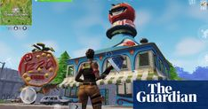 """""""Fortnite"""" climbs up most-wanted video game list for children, teens Itunes Charts, Diner Sign, Video Games List, Play Pool, Games For Teens, Reading Workshop, Good News, Popular, Children"""