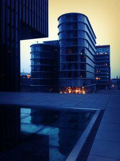 Medienhafen #Duesseldorf #Mediaharbour / Düsseldorf #Medienhafen