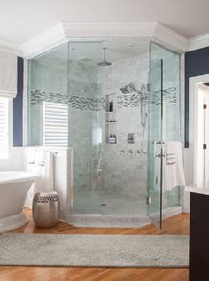 Connecticut Shoreline Renovation - Traditional - Bathroom - new york - by Hartley & Hill Design, LLC