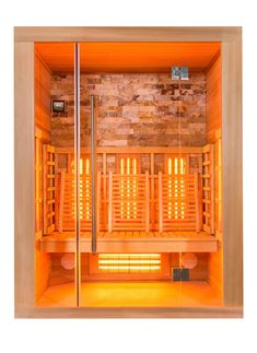 Include a luxury Infrared Sauna in your home and begin to feel the many benefits they have to offer. Cool Swimming Pools, Best Swimming, Infrared Heater, Infrared Sauna, Indoor Sauna, Barrel Sauna, Traditional Saunas, Sauna Heater, Salt Cave