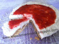 chees cake alla fragola
