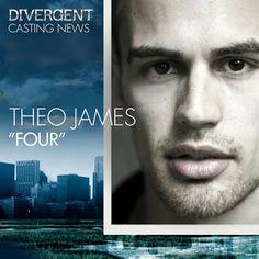 Theo James será Cuatro en Divergente ~ Divergente México | Saga Divergente, de Veronica Roth | Fuente #1 de Noticias en español