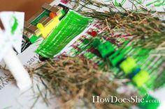 Leprechaun trap ideas.  Can you catch one? #leprechauntrap #howdoesshe