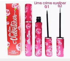 free shipping!new Lime crime eyeliner(12pcs/lot)