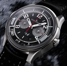 """Unlock Your Aston Martin Car With Your Luxury Watch: The Jaeger-LeCoultre AMVOX2 Transponder Returns - See Ariel's write-up now in Forbes """"For 2014 Swiss watchmaker Jaeger-LeCoultre quietly returns to the original AMVOX2 Transponder timepiece with an upgraded model that is sure to satisfy owners of an Aston Martin automobile willing to spend a bit more..."""" Then see many more Jaeger-LeCoultre watches we've covered on aBlogtoWatch.com http://www.ablogtowatch.com/watch-brands/jaeger-lecoultre/"""