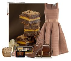 xmmmm chocolat by mademoiselle-chocolat on Polyvore featuring polyvore, fashion, style, Lanvin, Zara, Tory Burch, Club Manhattan, Vince Camuto, Bobbi Brown Cosmetics, River Island, Gucci, Estée Lauder, Blissful Brownies and clothing