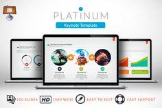 Big Pitch Keynote Presentation  Keynote Presentation Templates