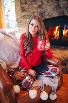 A Roundup of the Cutest Christmas PJs on the Internet