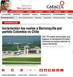 con tambores, cumbia y la alegria de los Barranquilleros, todo esta listo en el aeropuerto Ernesto Cortissoz para recibir a los viajeros que comienzan a llegar para el partido del viernes .