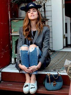 celine purse - Chloe drew bag styling | Things to Wear | Pinterest | Yoona, Chloe ...
