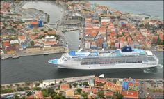 Willemstad in Curaçao