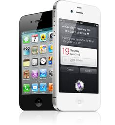 Can't wait to get my iPhone 4S! It is supposed to be here on Wed. : )