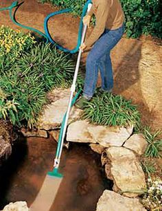 Muck vac for pond $100