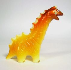 Sunguts (@sunguts) Betasaurus! #toys #kaiju #collectibles #art