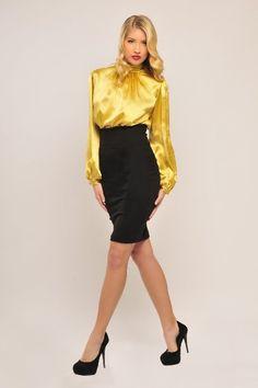 cbca19d562316c Modefotografie, Anziehen, Hosen, Mode Für Frauen, Domina, Sexy Bluse,  Schluppenbluse