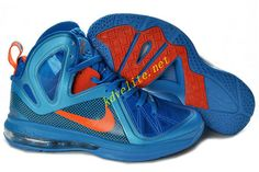 Year Of the Dragon Hyper Blue Lebron 9 PS Elite China Red 516958 800