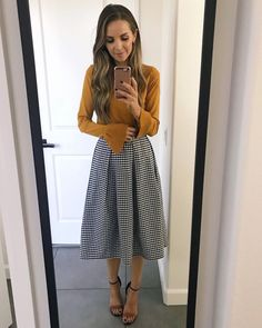 Church Outfits cute modest outfit in 2020 september outfits modest Church Outfits. Here is Church Outfits for you. Church Outfits casual church outfits for women 2020 become chic. Modest Church Outfits, Modest Dresses, Modest Casual Outfits, Modest Clothing, Summer Church Outfits, Casual Office Outfits, Dressy Fall Outfits, Church Clothes, Fall Outfits For Work
