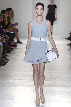Victoria Beckham New York Fashion Week S/S 2014 Runway