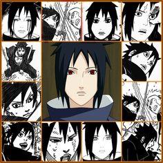 Izuna. Madara's little brother