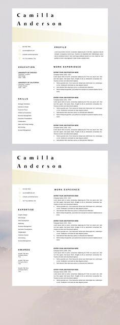 36 Best Simple Resume Template Images Sample Resume Simple Cv