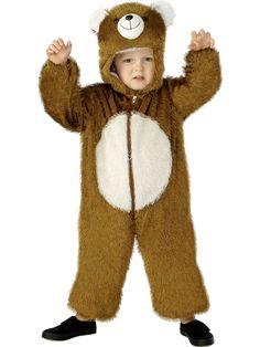 Bear Costume, Small   Frojos.co.uk