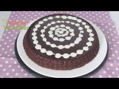 Çikolatalı Tart Kek Tarifi / Tart Kek Nasıl Yapılır/Hayalimdeki Yemekler - YouTube