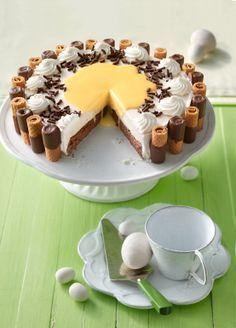 Eierlikör - Sahne Torte