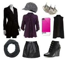Character Inspired Outfits for the BBC show, Sherlock (featuring all of the main characters)