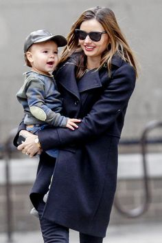 Miranda Kerr and Flynn