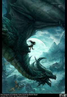 The Dragons by Ordinary Farm Cover by Kerem Beyìt