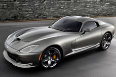 2014 SRT Viper GTS Anodized Carbon Edition image
