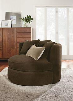 Eos swivel chair - BleuVous.com