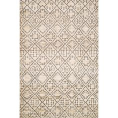 "Hand-knotted Phoenix Shell Fawn Rug (7'9""X9'9"") - Overstock Shopping - Great Deals on Alexander Home 7x9 - 10x14 Rugs"