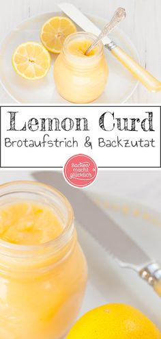 Lemon Curd, the classic British lemon cream, is not only a delicious spread, but also a great baking ingredient. Making lemon curd yourself is easy. The lemon cream is also a great gift from the kitchen. cream More from my siteBlueberry Lemon Vodka Spritz Cupcake Recipes, Baking Recipes, Dessert Recipes, Drink Recipes, Lemon Curd Thermomix, Best Body Cleanse, Curd Recipe, Lemon Drink, Smoothie Cleanse