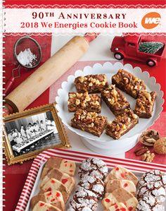 We Energies Cookie Book Archive Christmas Cookie Exchange, Christmas Cookies, Yummy Treats, Yummy Food, Cookie Company, We Energies, Dessert Bars, Cookie Bars, Food To Make