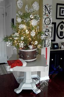 Vintage Junky - Creating Character: A Vintage Junky Christmas