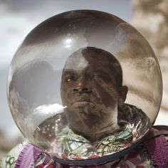 Above and below: Cristina de Middel's photo-documentary series about the failed Zambian space mission